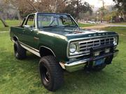 1976 Dodge Power Wagon