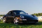 2012 Porsche 911 SCabriolet